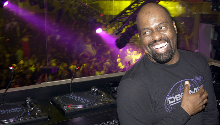 FRANKIE KNUCKLES HAS PASSED AWAY