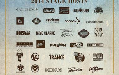 Tomorrowland 2014 Full Lineup Revealed