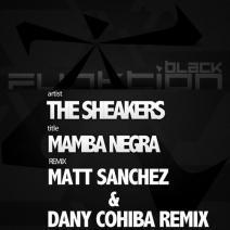 The Sheakers - Mamba Negra