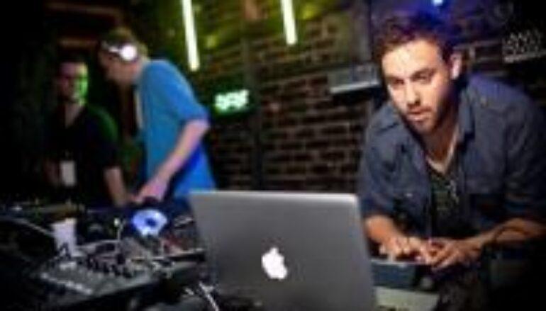 DJ OF THE WEEK 12.12.11: MACEO PLEX