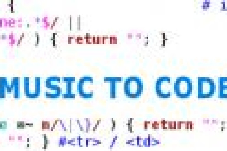WEEKENDMIX 5.16.14: MUSIC TO CODE BY