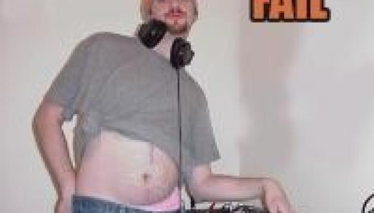 TOP 5 DJ FAILS + BONUS SUPERSTAR FAILS