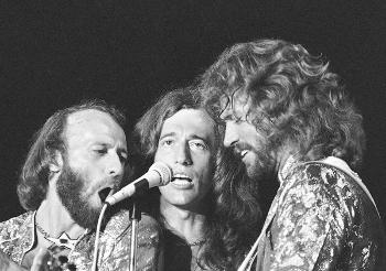 R.I.P Barry Gibb (pictured center) of the Bee Gees