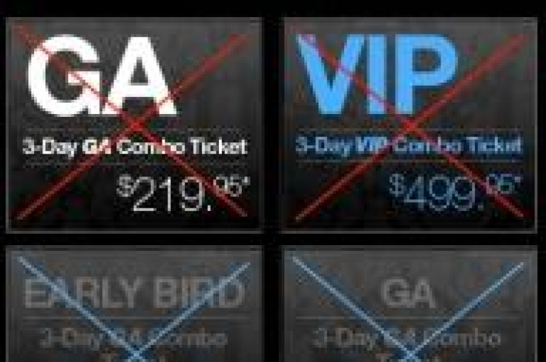 ULTRA 2011 is SOLD OUT