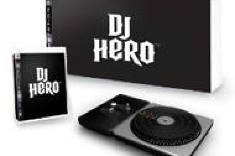 DJ HERO OUT NOW!!