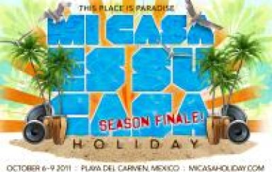 Weekender In Paradise – Mi Casa es Su Casa Holiday – Columbus Day weekend Recap