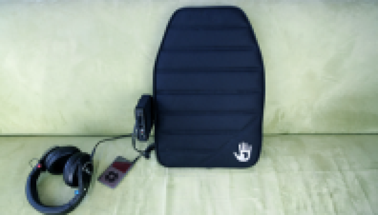 Bring The Bass Home With The Subpac