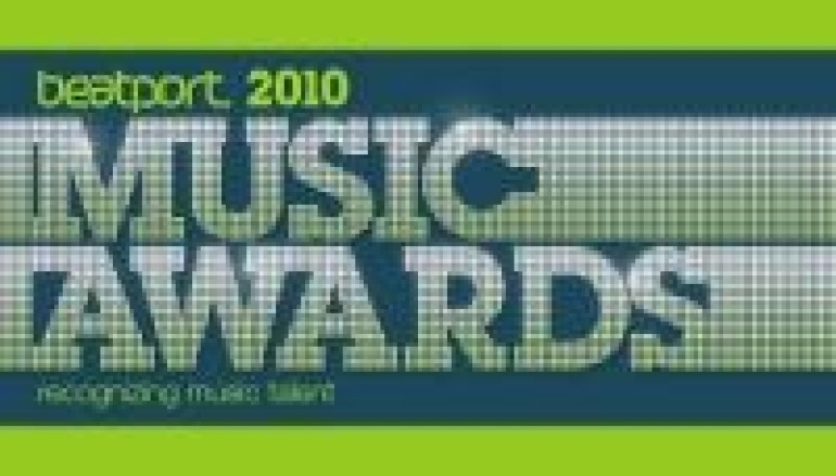BEATPORT ANNOUNCES 2010 MUSIC AWARD WINNERS