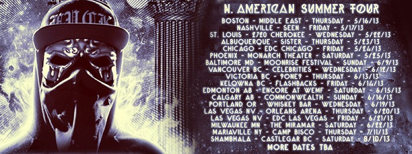 ƱZ North American Summer Tour Dates