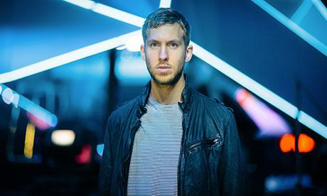 Calvin Harris Scores $500,000 Wedding Gig