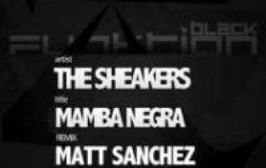 Sheakers Drop Mamba Negra [MUSIC]