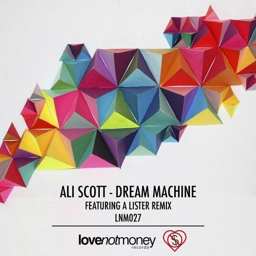 NEW MUSIC: A LISTER BRINGS US THE DREAM MACHINE