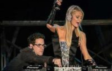 DJ Paris Hilton Makes Her Debut – Is The End of EDM Near