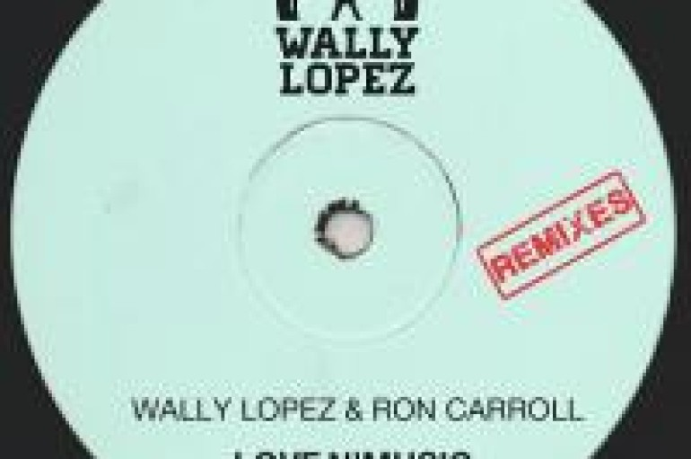 Wally Lopez's 'Love 'n' Music' Triumphs In International Charts