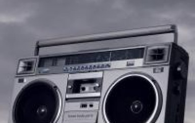 WEEKEND MIX 1.28.11: MY BOOMBOX