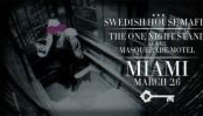Swedish House Mafia Drops Memories of Miami 2011-VIDEO