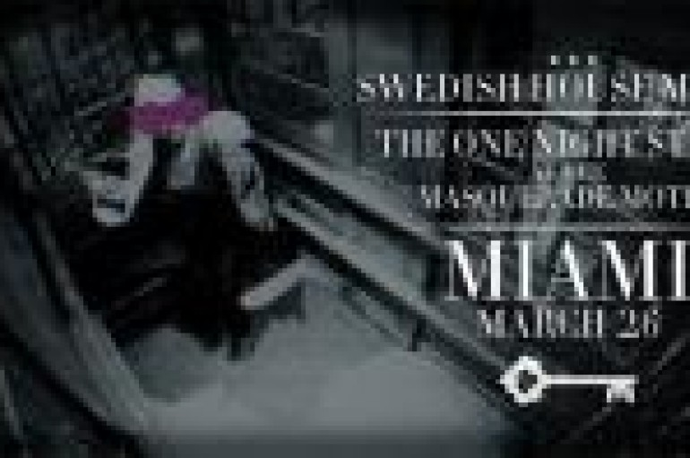 Swedish House Mafia Drops Memories of Miami 2011-VIDEO