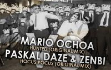 NEW MUSIC: Mario Ochoa vs Zenbi & Paskal Daze 'Funky Battle –  Round 1' Out Now on Get Funky Music