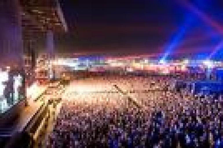 "Dub Originator Lee ""Scratch"" Perry and Subatomic Sound System Take On Coachella"