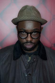 DJ OF THE WEEK 8.20.12: GHOSTPOET