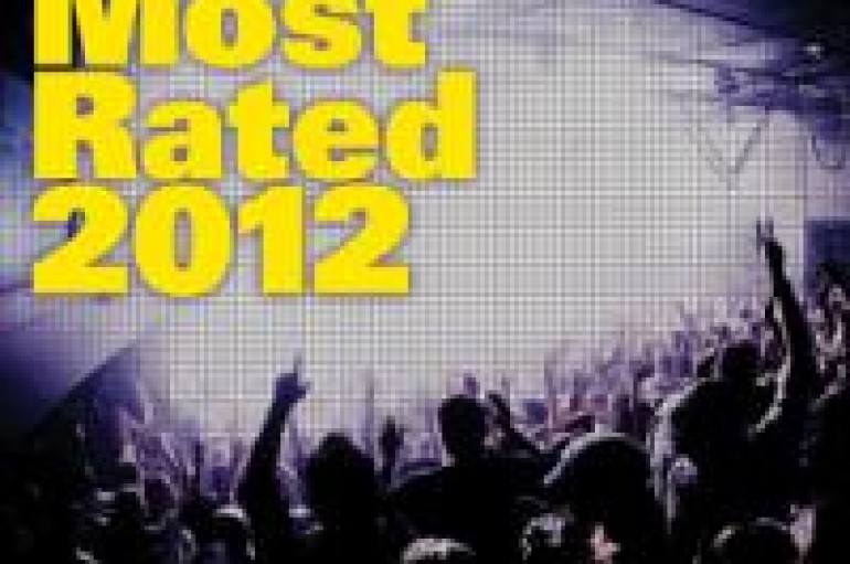 CONTEST: Defected Annual Series: Most Rated 2012