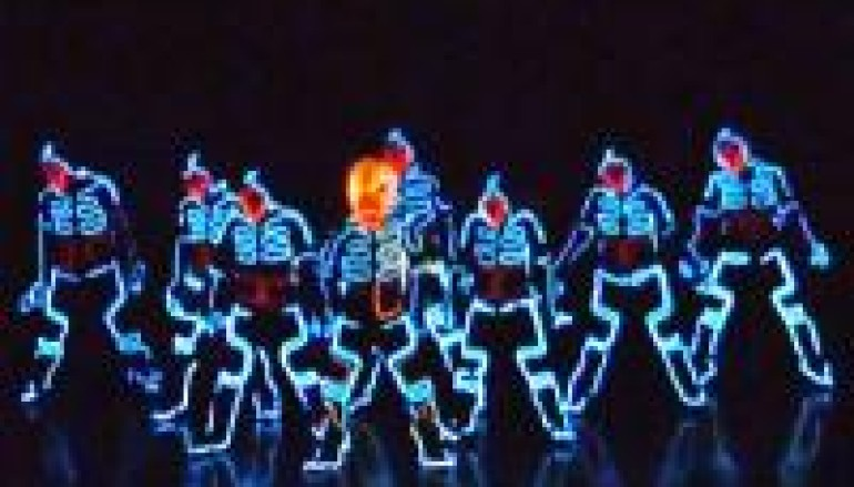 Awesome TRON Dance Is A Must See [VIDEO]