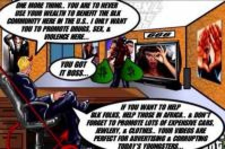 Niki Minaj & White Supremecy vs. Malcolm X. I know Which Side I'm On. Do You?