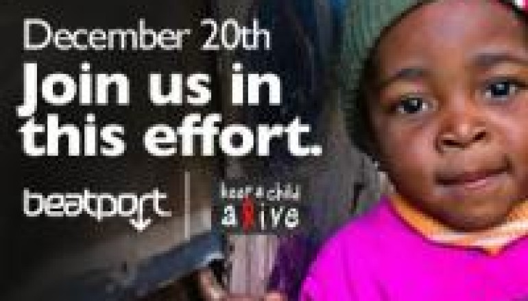Beatport Donating Tuesday's Net Proceeds To Charity