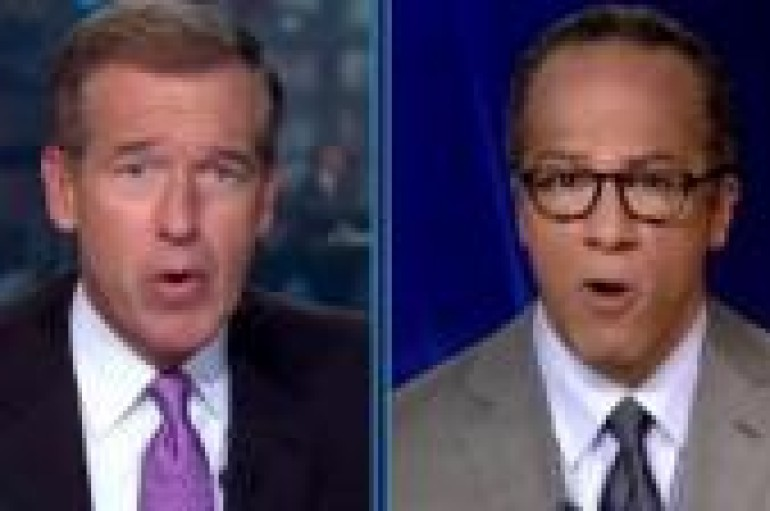 REMIX CULTURE: Brian Williams Raps Rappers Delight Is Pure Genius