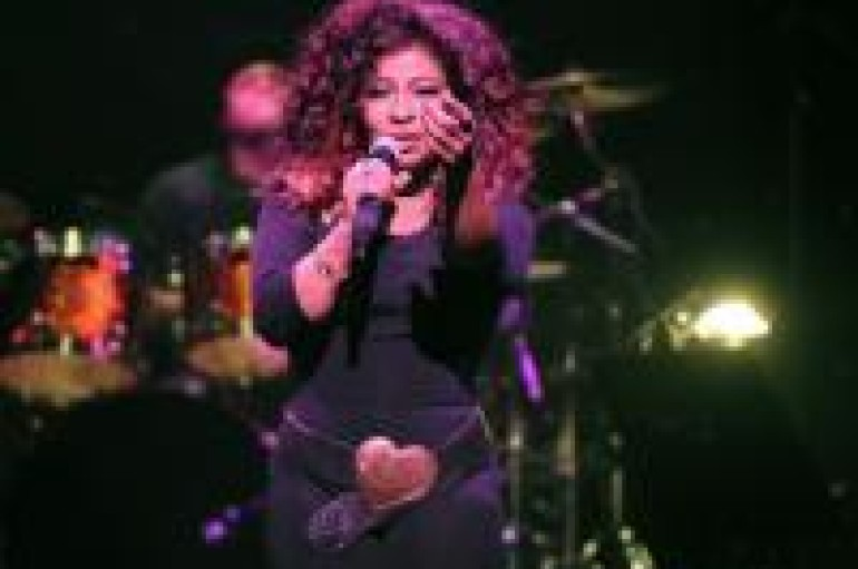 Chaka Khan Makes It Through The Fire In Health Battle