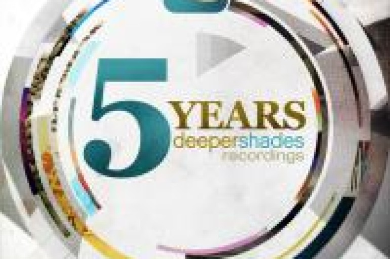 NEW MUSIC: 5 Years Deeper Shades Recordings