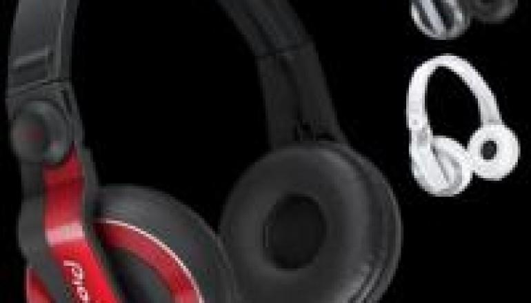 PIONEER'S NEW HEADPHONES MIGHT BE HEADBANGERS