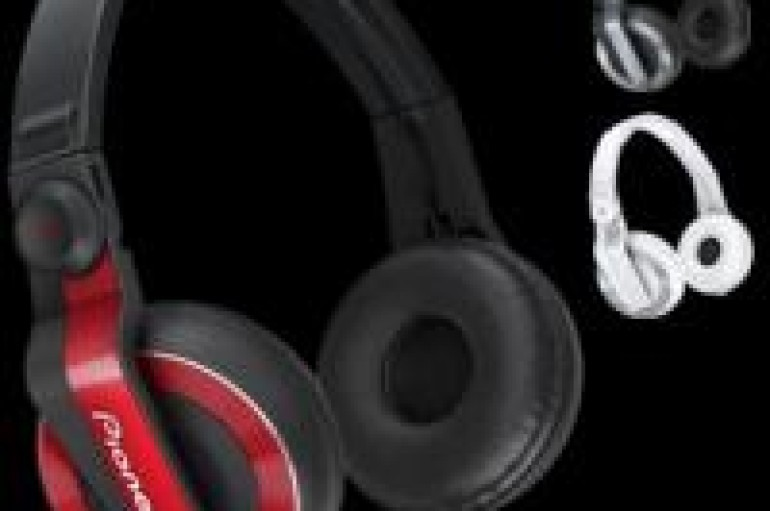 PIONEER'S NEW HEADPHONES MIGHT BE HEADBANGERS