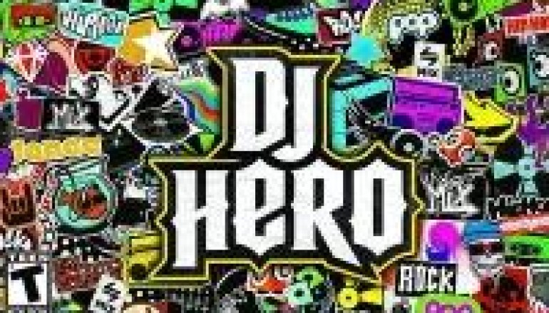 IT'S OFFICIAL: DJ HERO ANNOUNCED!