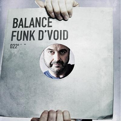 Funk D'void Balance 022