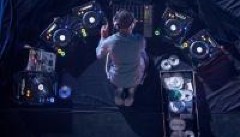 DJ OF THE WEEK 1.28.13: JEFF MILLS