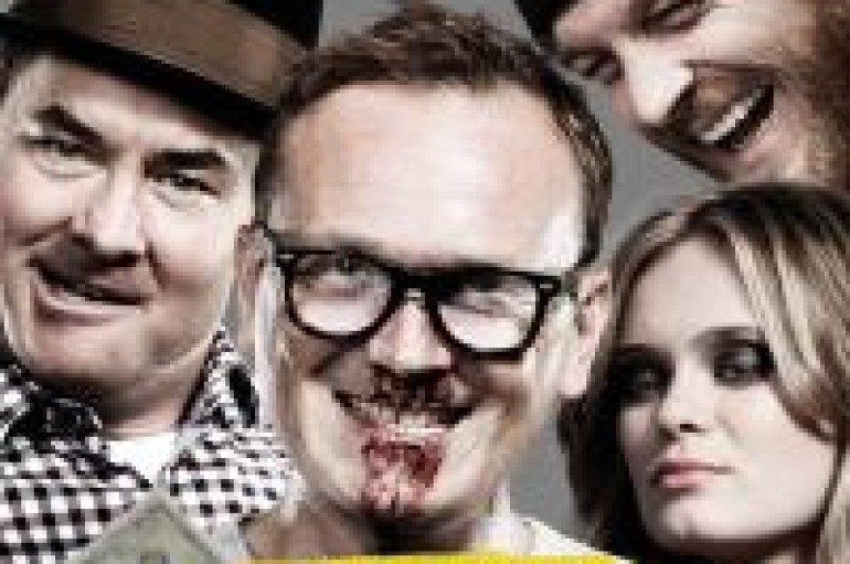 CLUBBERS GUIDE TO MOVIES: CHEAP THRILLS (DVD)