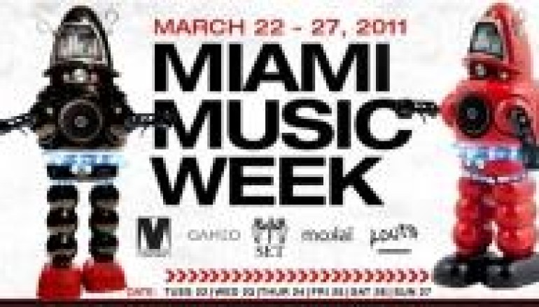 Miami Music Week: Lots of Firsts For UMF