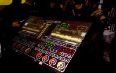 Emulator – Multitouch Surface DJ Controller Makes Its World Debut