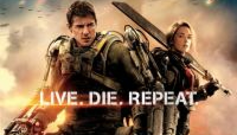 CLUBBERS GUIDE TO MOVIES: EDGE OF TOMORROW