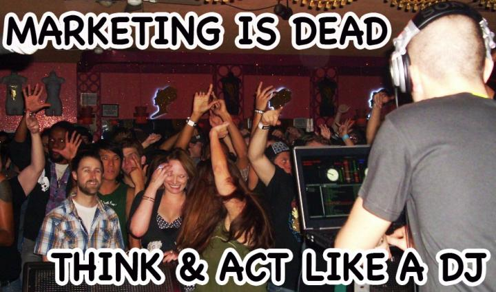Marketing Is Dead