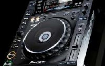 CDJ-2000 Firmware Update Out Now
