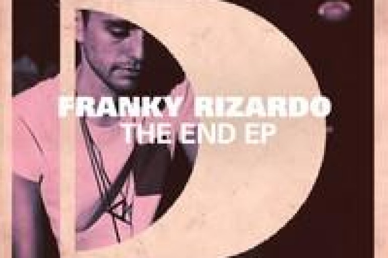Franky Rizardo Starts New Year With 'The End EP'