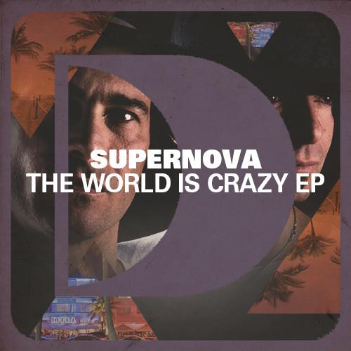 Italian Duo Supernova Head To Darker Territories With First 2013 Release