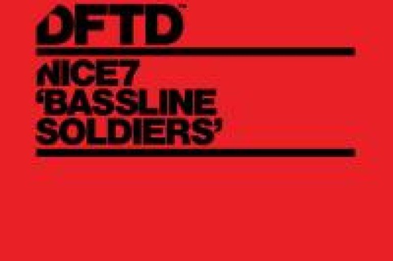 NEW MUSIC: NiCe7 – Bassline Soldiers