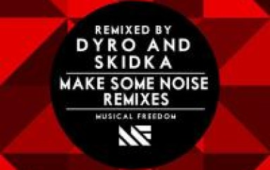 Tiesto Set To 'Make Some Noise' With Dyro And Skidka