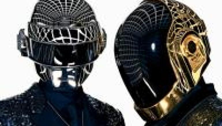 Stellar Grammy Presence Hardly 'Random' for Daft Punk
