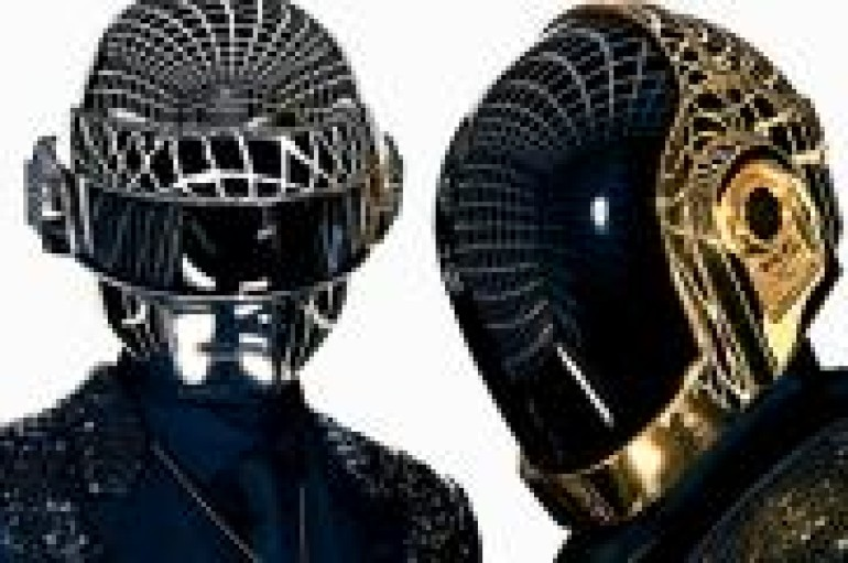 Stellar Grammy Presence Hardly 'Random' for Daft Punk