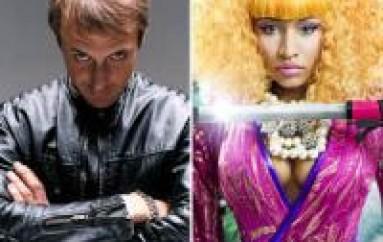 David Guetta Ft. Nicki Minaj – Turn Me On [VIDEO]
