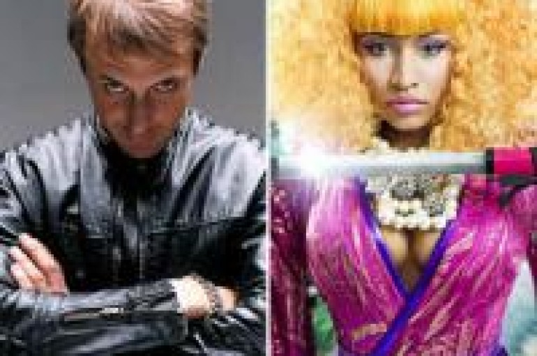 David Guetta Ft. Nicki Minaj – Turn Me On [VIDEO]